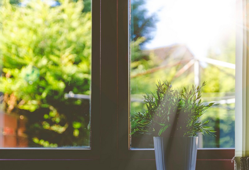 Folia przeciwsłoneczna do domu