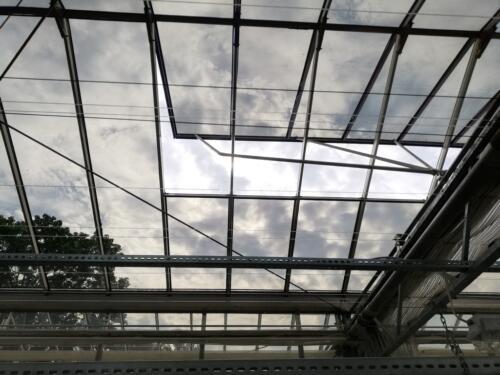 Folia przeciwsłoneczna 3M Prestige 40 zdjęcie od środka